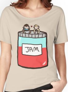 Sherlock, John, and Jam Women's Relaxed Fit T-Shirt