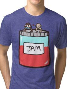 Sherlock, John, and Jam Tri-blend T-Shirt