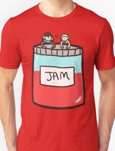 Sherlock, John, and Jam T-Shirt