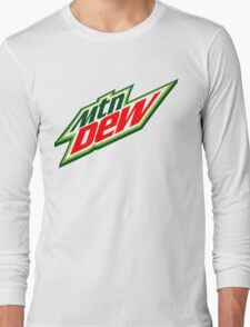 Mountain Dew  Long Sleeve T-Shirt