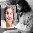 Jesus and I by Lazarita Betancourt