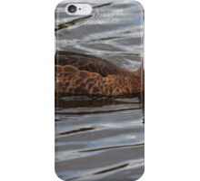 american black duck iPhone Case/Skin