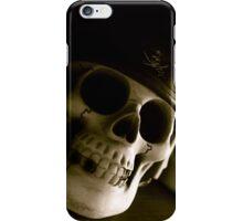 Skull Jack (Vertical) iPhone Case/Skin