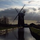 Horsey Windmill, Norfolk (3) by wiggyofipswich