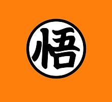 Goku's Kanji ! by vxspitter