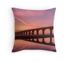 Arthington Sunrise Throw Pillow