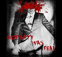 Moriarty Was Real by FreckledFrail