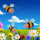 Summer meadow by Koekelijn
