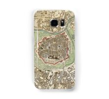 Vintage Map of Vienna Austria (1833) Samsung Galaxy Case/Skin
