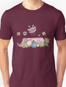Jumpluff's Mass Attack! Unisex T-Shirt