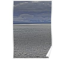 silver fiord - Narwik. Norway. by brown sugar. Poster