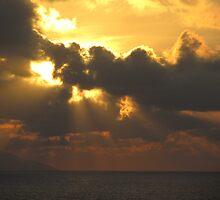 The sun is hiding - Se esconde el Sol by PtoVallartaMex