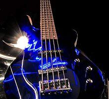 Turn up da bass by Rob Hawkins
