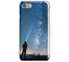 Stargazing - Great Smoky Mountains National Park, North Carolina iPhone Case/Skin