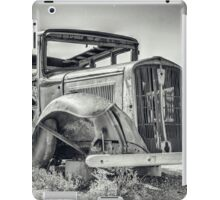 On blocks iPad Case/Skin