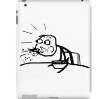 TROLLS 4 BREAKFAST iPad Case/Skin