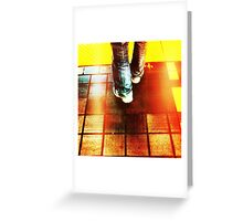 at a fraction of the cost Greeting Card