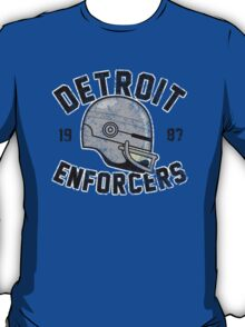 Detroit Enforcers T-Shirt