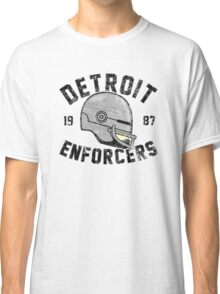 Detroit Enforcers Classic T-Shirt