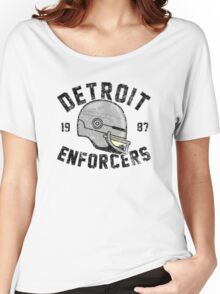 Detroit Enforcers Women's Relaxed Fit T-Shirt