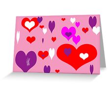 V Day Greeting Card