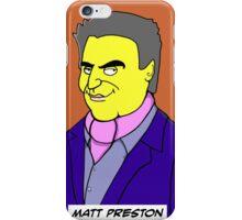 MasterChef Australia - Matt Preston iPhone Case/Skin