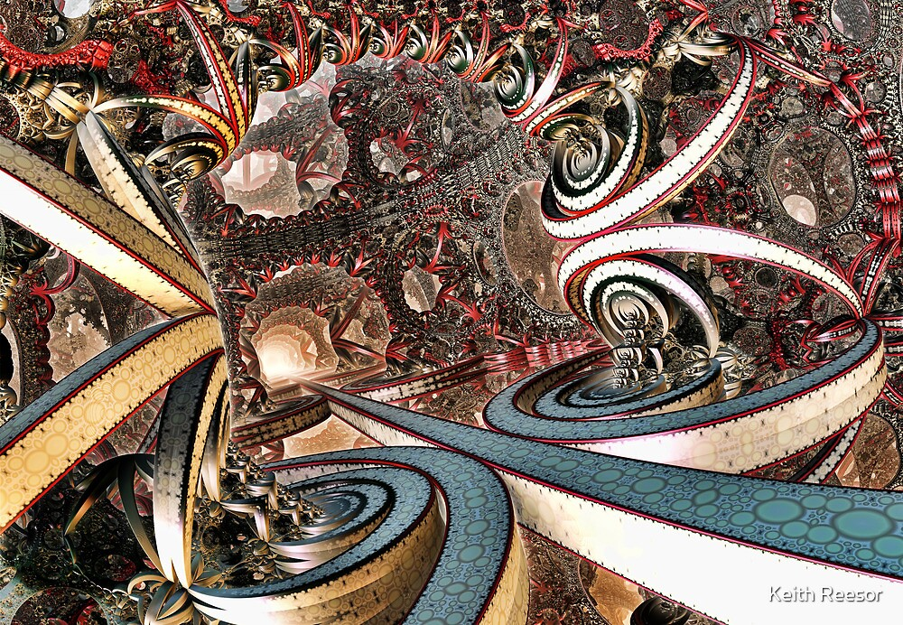 Vertigo by Keith Reesor