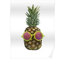 COOL PINEAPPLE Poster
