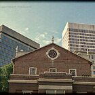 From South Main Street - Downtown Providence by Jack McCabe