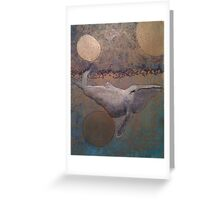 Whale of a tale Greeting Card