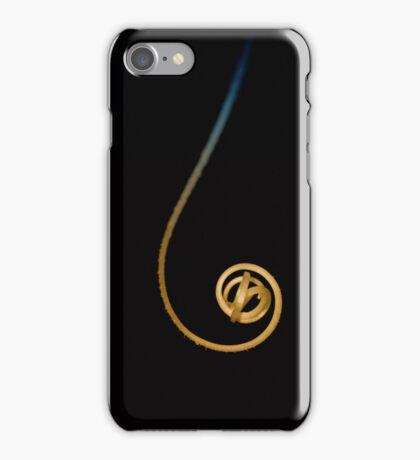 Squiggle 2 iPhone Case/Skin