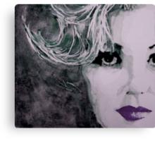 "Marilyn no9  "" Free Falling "" Canvas Print"