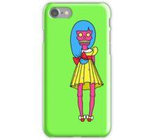 Cute Little Skull Girly iPhone Case/Skin
