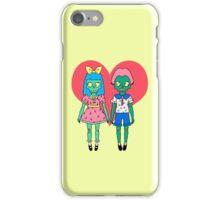 Skull Kiddies iPhone Case/Skin