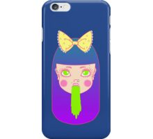 Toxic Puke iPhone Case/Skin