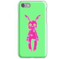 Purple Bunny iPhone Case/Skin