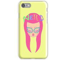 Cute Nerd iPhone Case/Skin