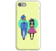 Skull Couple iPhone Case/Skin