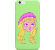Summer Girl iPhone Case/Skin