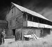 Barn in Croatia by JimBremer