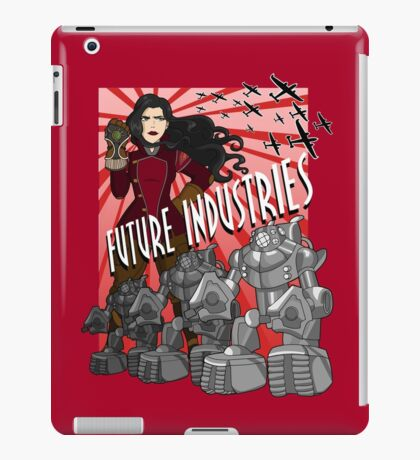 Future Industries iPad Case/Skin