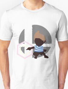 Lucas (Down Taunt, Duster) - Sunset Shores T-Shirt