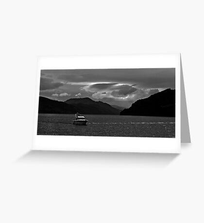 Loch Ness II Greeting Card