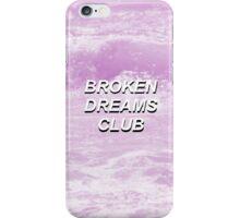 Broken Dreams Club iPhone Case/Skin