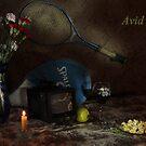 Tennis Season is Upon Us by FrankSchmidt