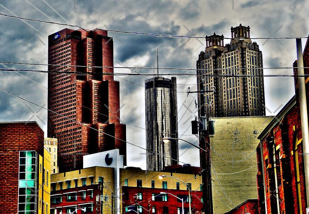 Downtown Atlanta, Georgia - January, 2012 by Scott Mitchell