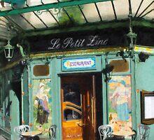 Le Petit Zinc by Tom  Reynen