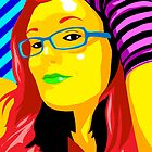 Vee's Pop Art: Shannon by Vestque