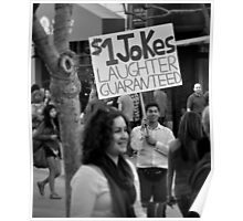 Laugh more! Poster