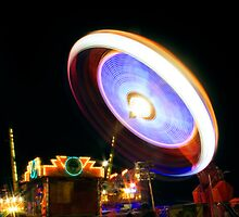 Fairground Spinner by Pig's Ear Gear